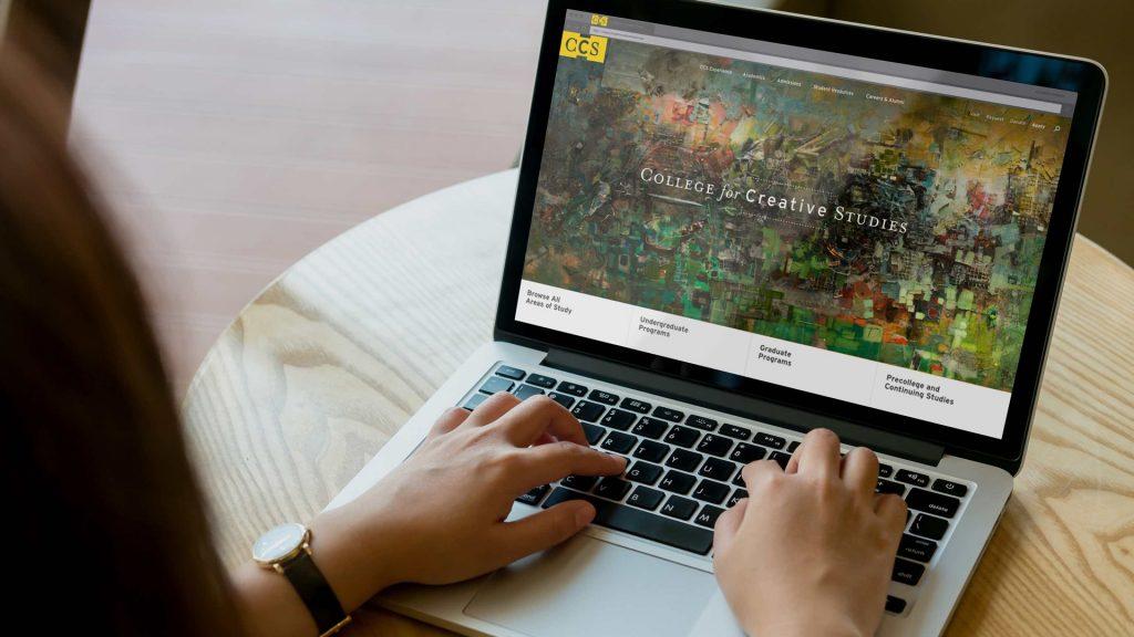 CCS | Site Redesign
